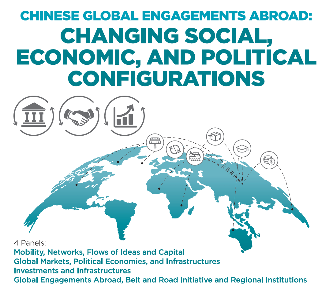 Chinese Global Engagements Abroad: Changing Social, Economic, And Political Configurations