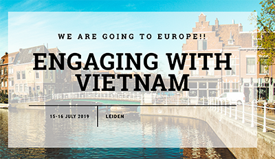 CfP for the 11th 'Engaging with Vietnam' Conference