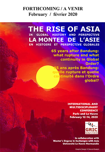 The rise of Asia
