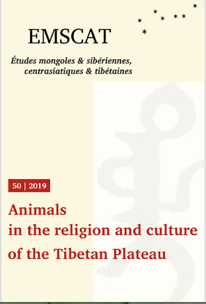 Animals in the religion and culture of the Tibetan Plateau