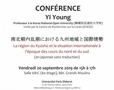 Conférence YI Young