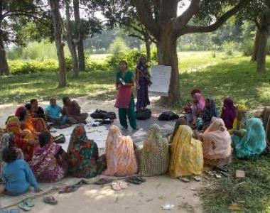 Rural microfinance and maternal health: Evidence from the Uttar Pradesh Community Mobilisation and Health Program