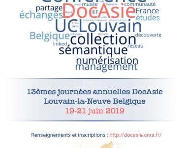 Conférence annuelle DocAsie 2009
