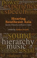 Hearing Southeast Asia Cover