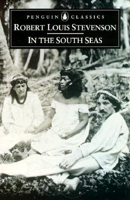 Cover of 'In the South Seas' (1896), by R. L. Stevenson (the man on the right on the photo)