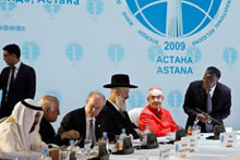 3rd Congress of World and Traditional Religions, Pyramid of Peace and Concord, July 2009